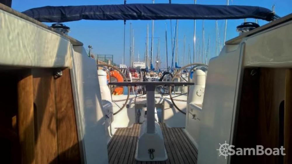 Bootsverleih Lissabon günstig Sun Odyssey 40