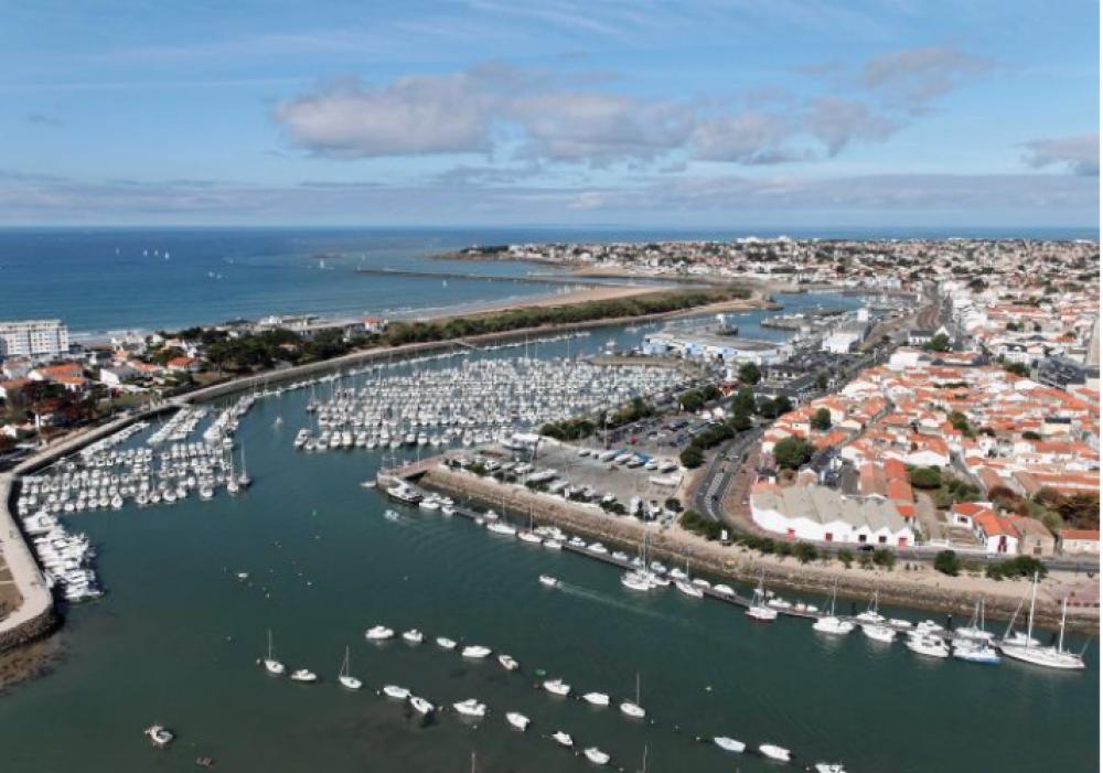 Louer Bateau à moteur avec ou sans skipper Bénéteau à Saint-Gilles-Croix-de-Vie