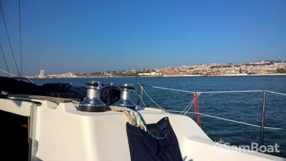 Louez un Jeanneau Sun Odyssey 40 à Lisbonne