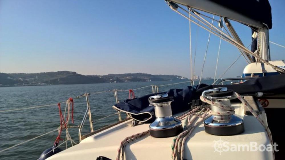 Jeanneau Sun Odyssey 40 entre particuliers et professionnel à Lisbonne