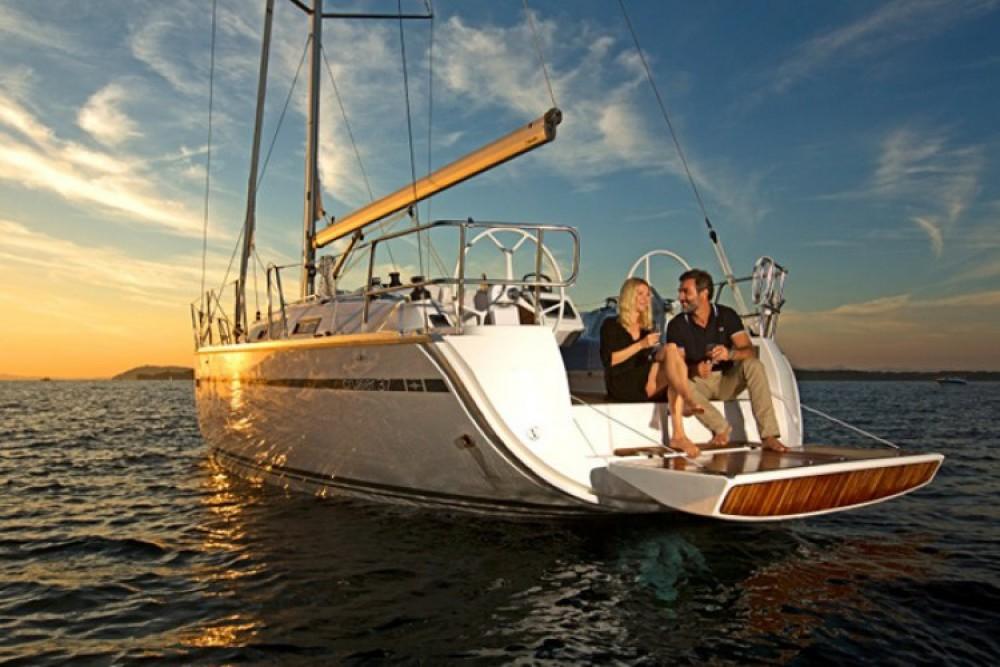 Bavaria Cruiser 37 entre particulares y profesional Lisboa