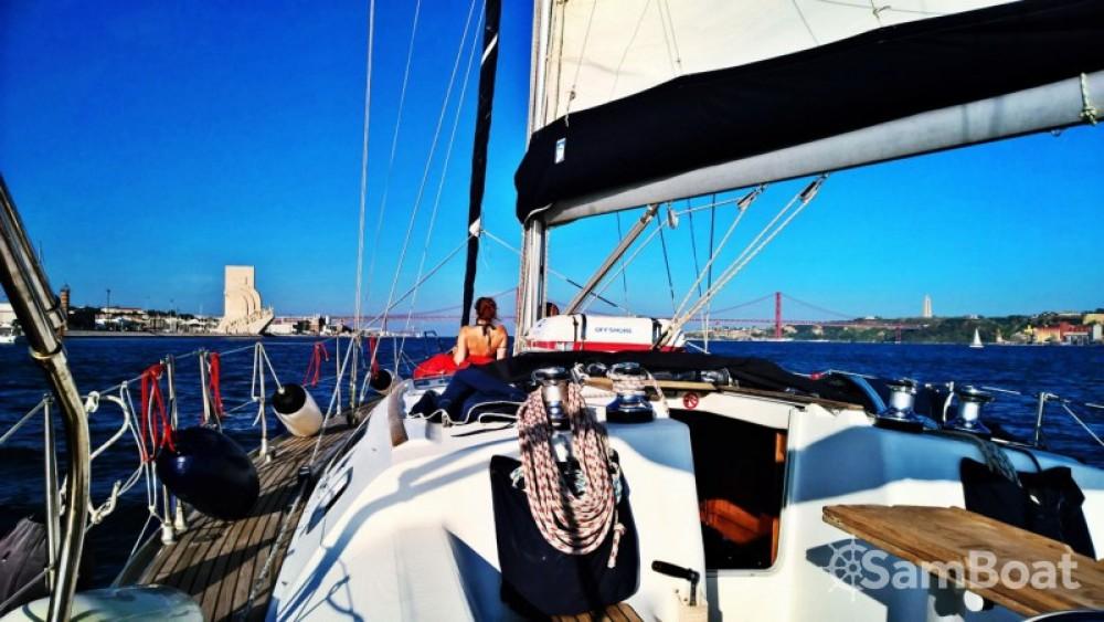 Bootsverleih Jeanneau Sun Odyssey 40 Lissabon Samboat
