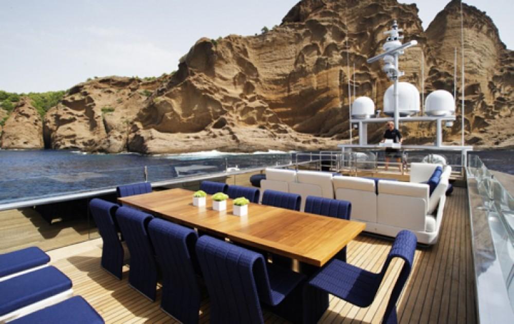 Location Yacht Cantieri-Mmgi avec permis