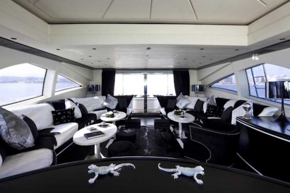 Location bateau Mangusta Mangusta à Cannes sur Samboat