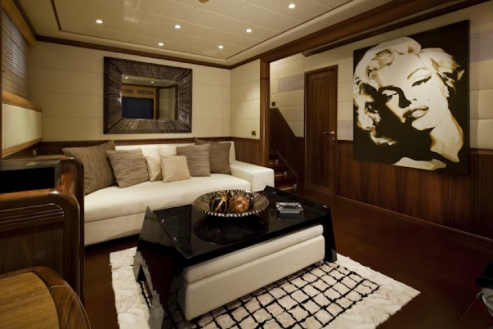 Verhuur Jacht in Cannes - Mangusta Mangusta