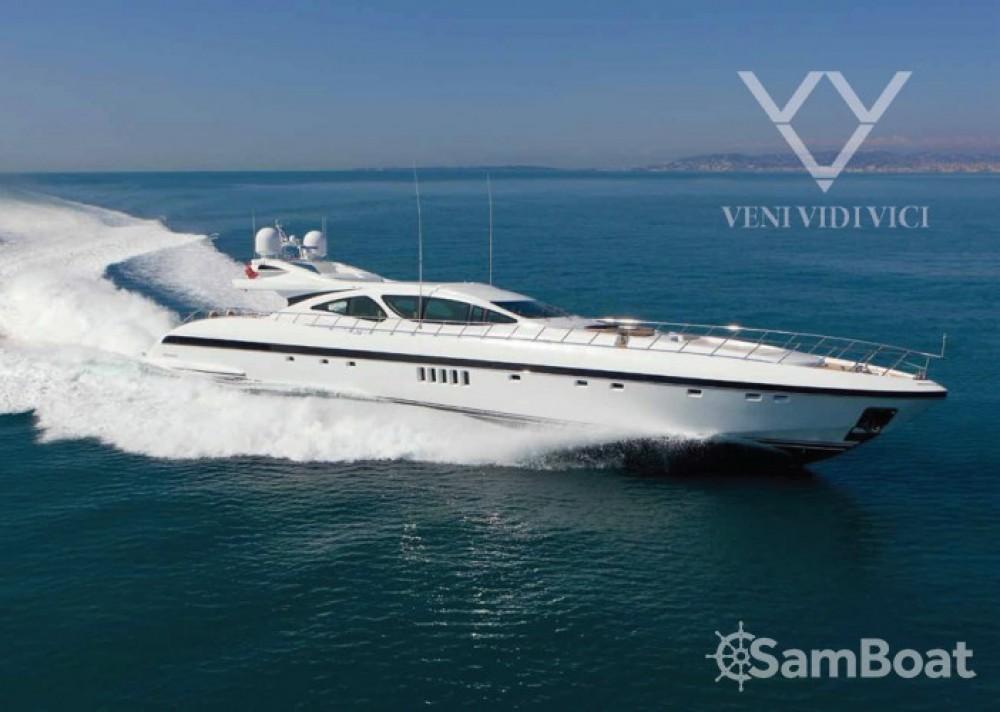 Rental yacht Monaco - Mangusta Mangusta on SamBoat