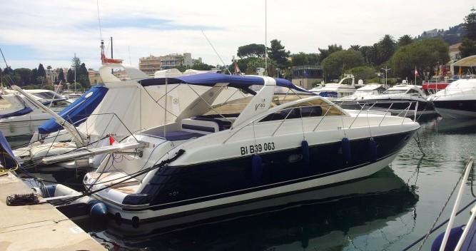Location Bateau à moteur à Monaco - Princess Princess V40