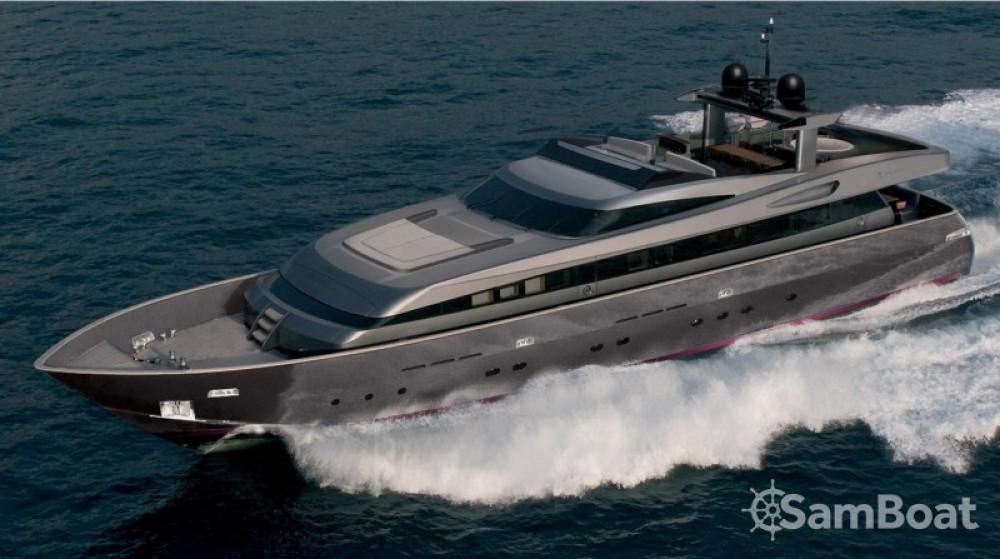 Location Yacht à Monaco - Baglietto Baglietto
