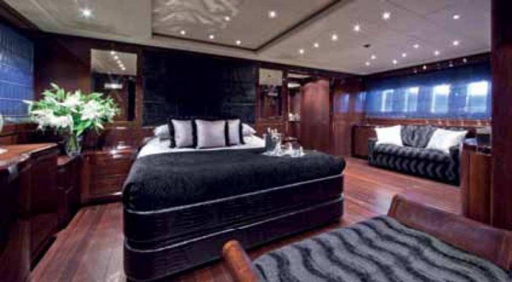 Hire Yacht with or without skipper Mangusta Monaco