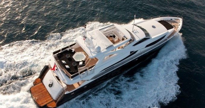 Location yacht à Antibes - Sunseeker Sunseeker sur SamBoat