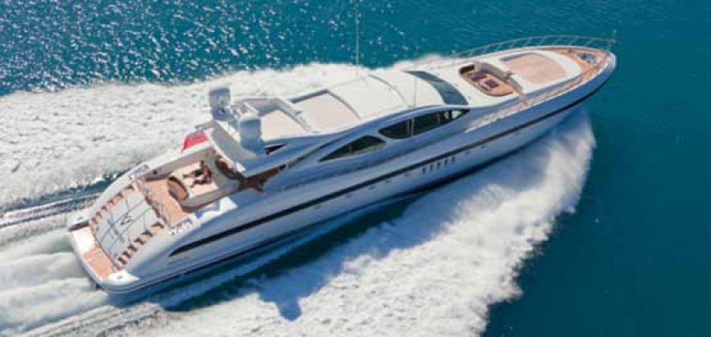 Yacht for rent Monaco at the best price
