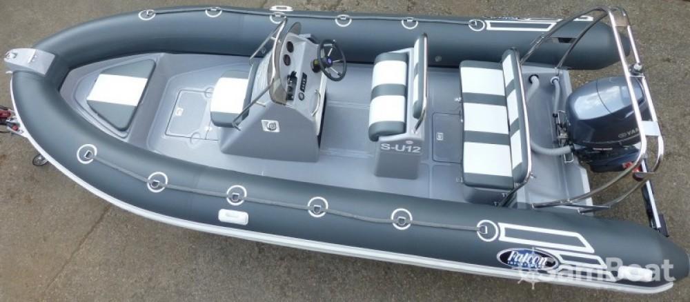 Location yacht à La Rochelle - Falcon FALCON 575 RS sur SamBoat