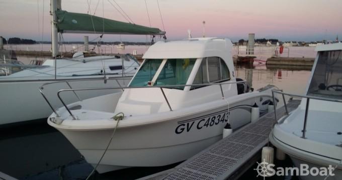 Location bateau Bénéteau Antares 620 Fishing à Loctudy sur Samboat