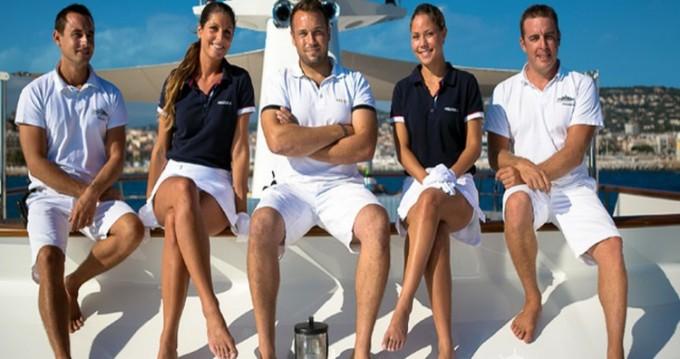 Louer Yacht avec ou sans skipper Lynx-Yachts à Golfe-Juan