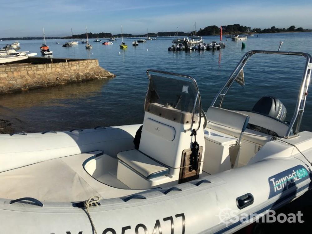 Location bateau Sarzeau pas cher Luxe