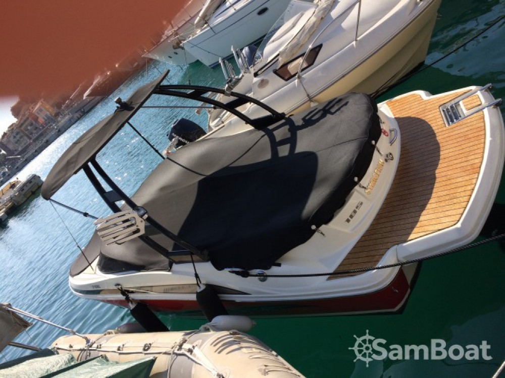 Hire Motor boat with or without skipper Sea Ray Nice