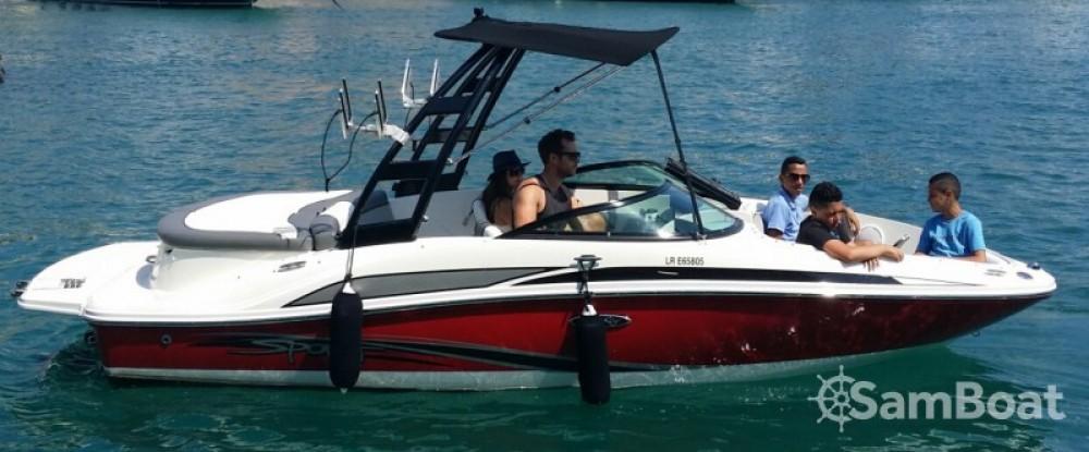 Location Bateau à moteur à Nice - Sea Ray Sea Ray 185 Sport