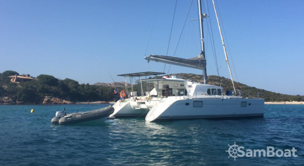 Rental Catamaran in Ajaccio - Lagoon Lagoon 440