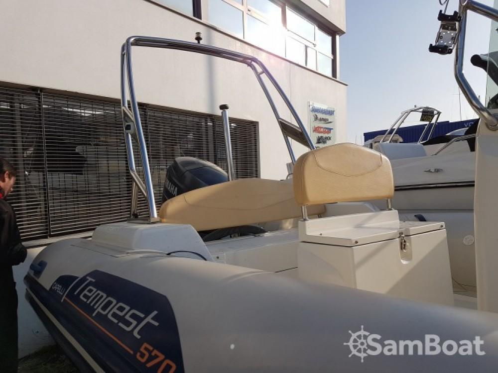 Bootverhuur La Rochelle goedkoop Capelli 570