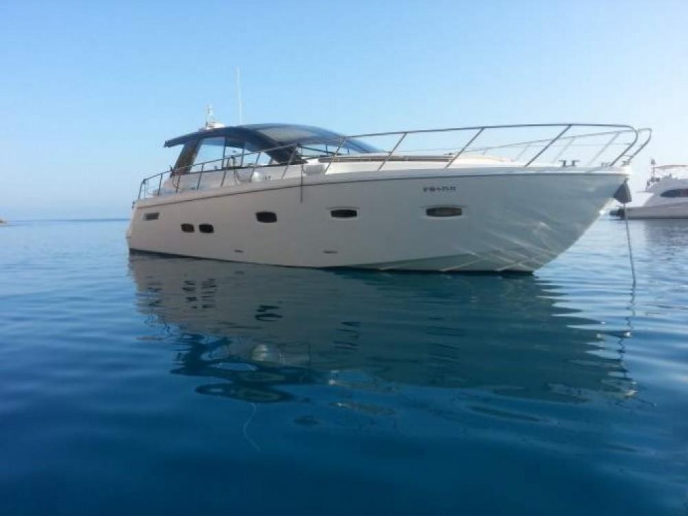 Verhuur Motorboot in Sant Antoni de Portmany - Sealine Sealine SC 47