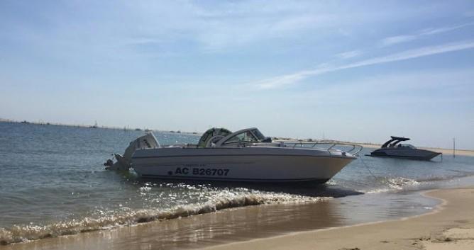noleggio Barca a motore Arcachon - Bénéteau Ombrine