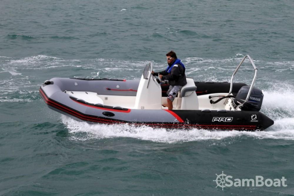 Alquiler de yate L'Île-d'Yeu - Zodiac PRO RACING 5. en SamBoat