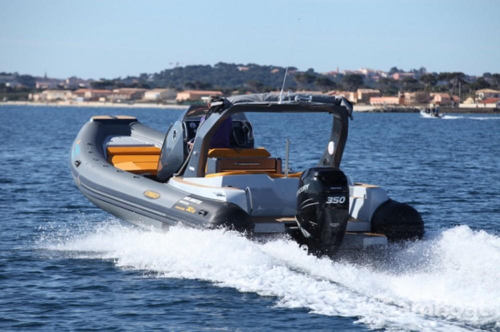 Alquiler Neumática en Hyères - Italboats STINGHER 30 GT