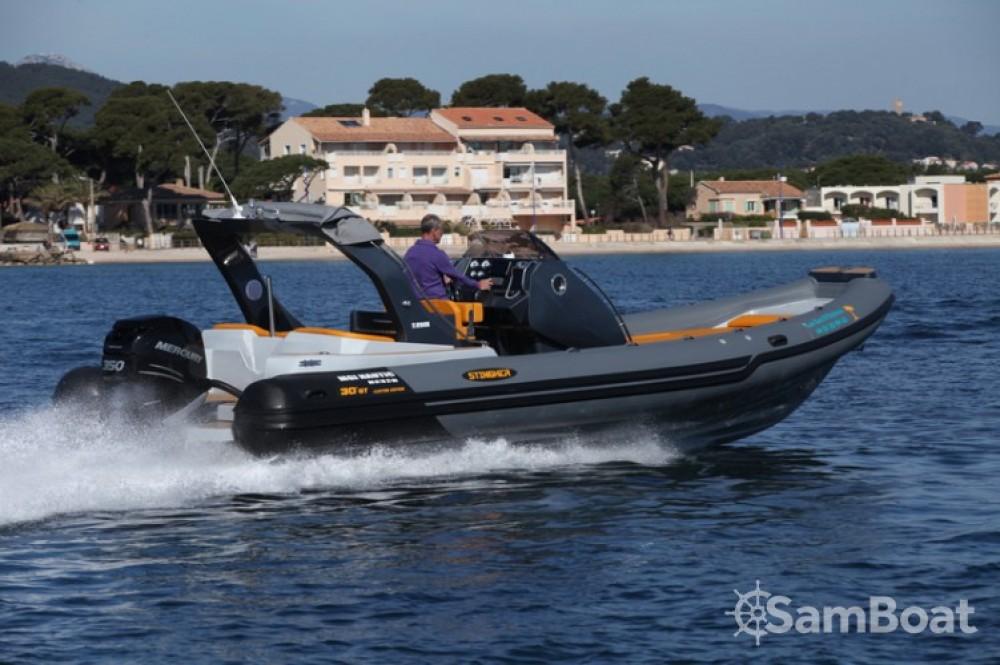 Alquiler de yate Hyères - Italboats STINGHER 30 GT en SamBoat