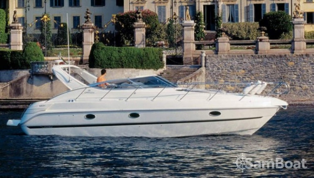 Alquiler de barcos Beaulieu-sur-Mer barato de Zaffiro 34