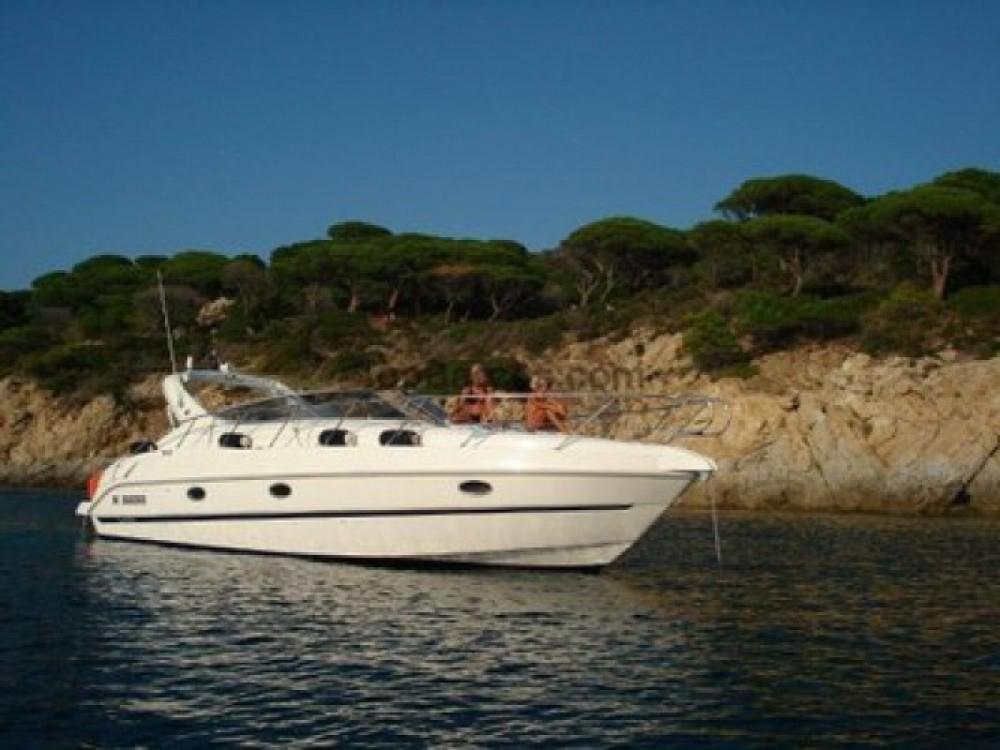 Location yacht à Beaulieu-sur-Mer - Cranchi Zaffiro 34 sur SamBoat
