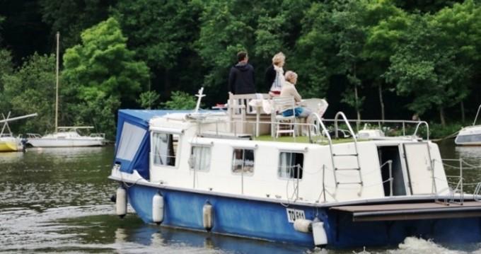 Noleggio Houseboat Socorel con un permesso di