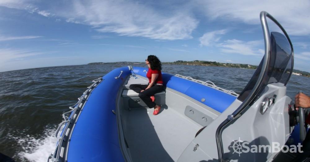 Location bateau Narwhal SP 700 à Port du Crouesty sur Samboat