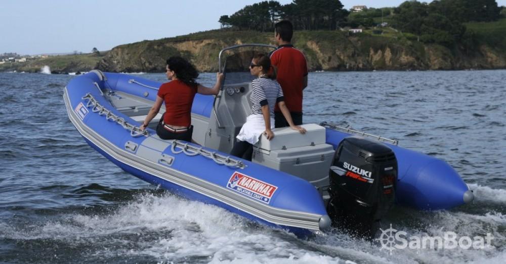 Location bateau Port du Crouesty pas cher SP 700