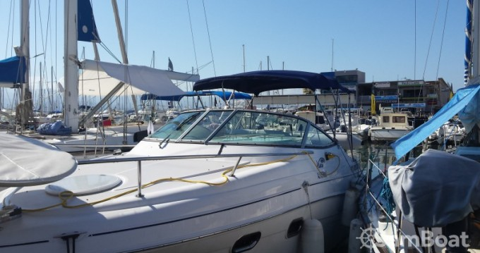 Four Winns Vista 248 te huur van particulier of professional in Ajaccio