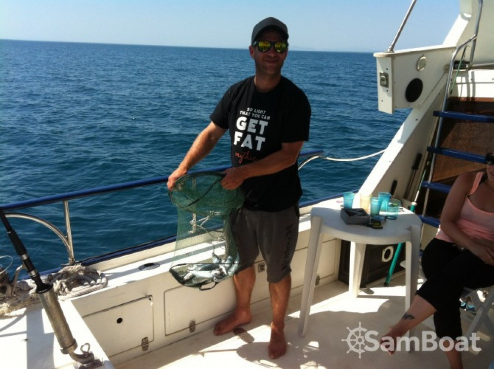 Location bateau Valras-Plage pas cher Guy Couach 1200 Fly