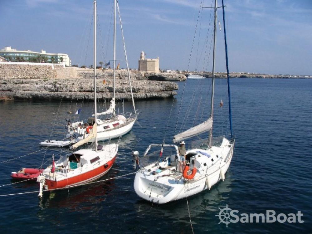 Voilier à louer à Argelès-sur-Mer au meilleur prix