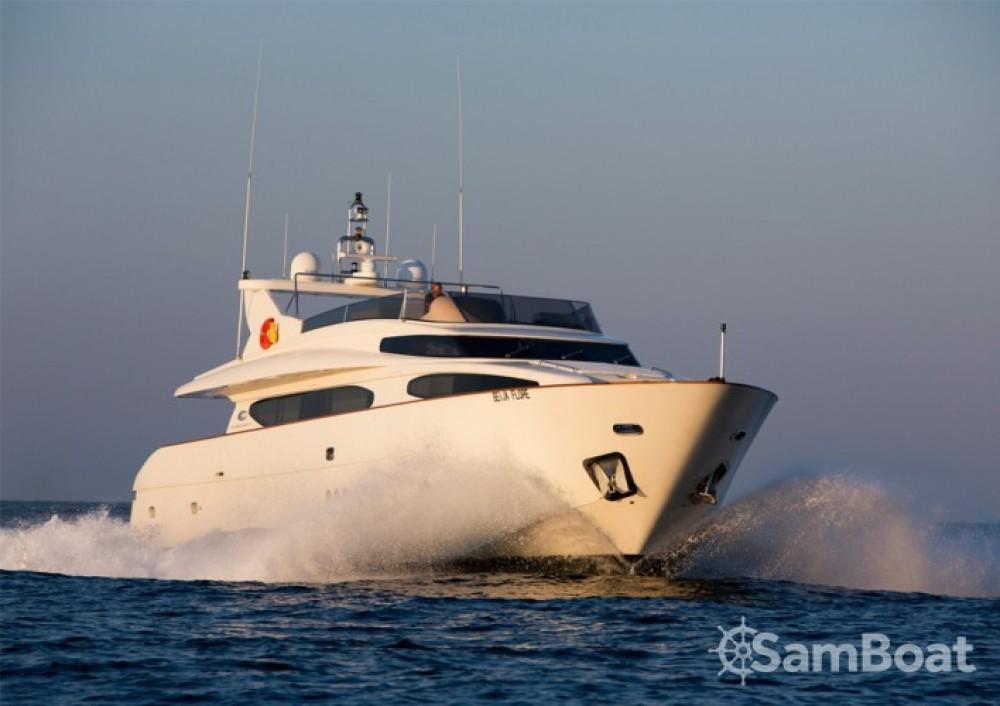 Location yacht à Mandelieu-la-Napoule - Eurocraft Beija Flore sur SamBoat