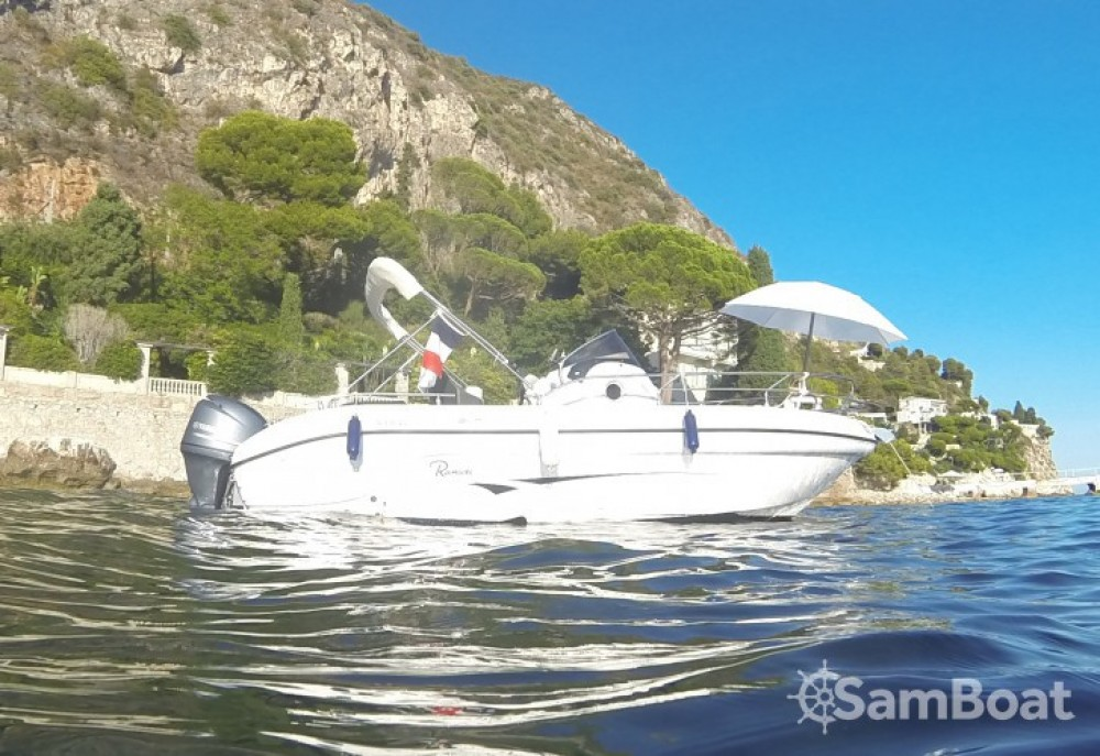 Motorboot mieten in Nizza - Ranieri Shadow 20
