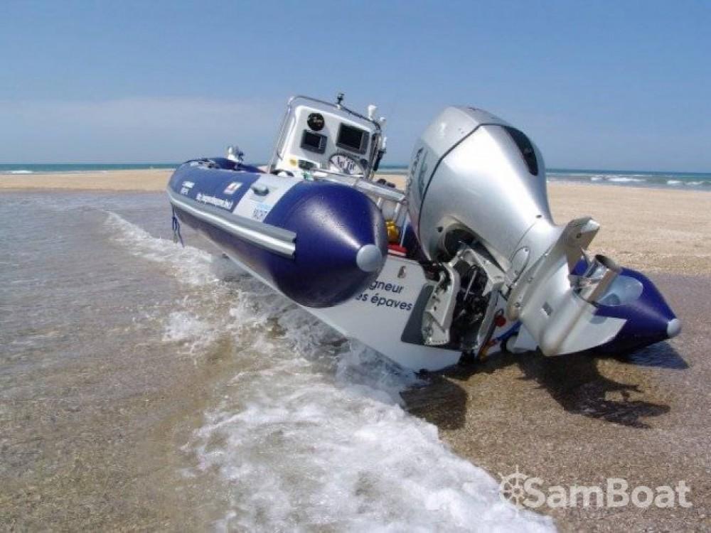 Location bateau Avon Aventure 6,20 à Courseulles-sur-Mer sur Samboat
