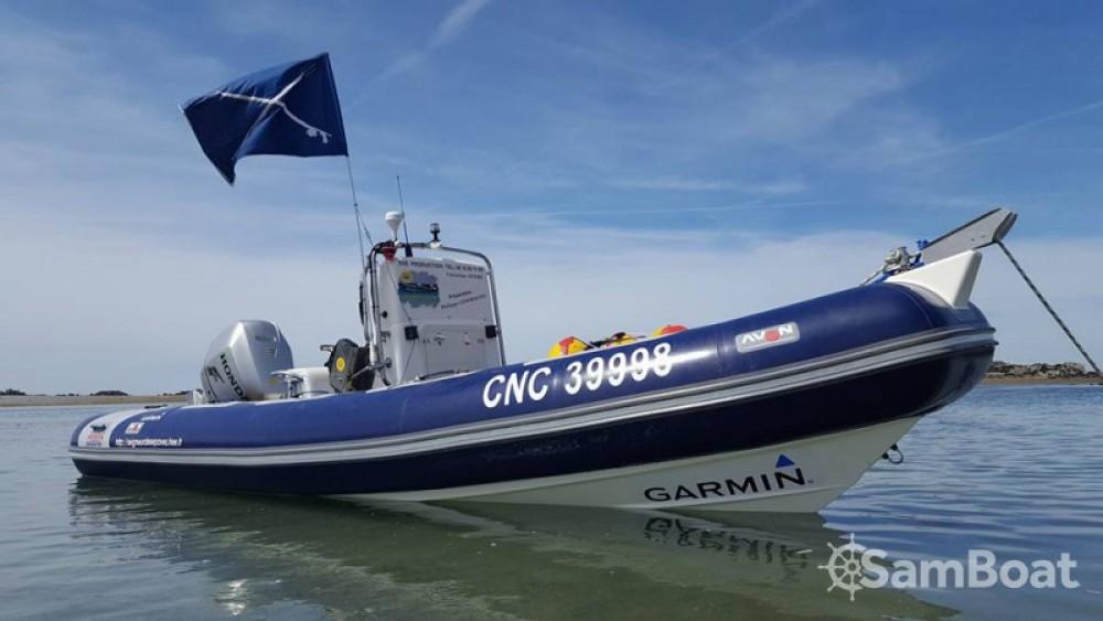Louez un Avon Aventure 6,20 à Courseulles-sur-Mer