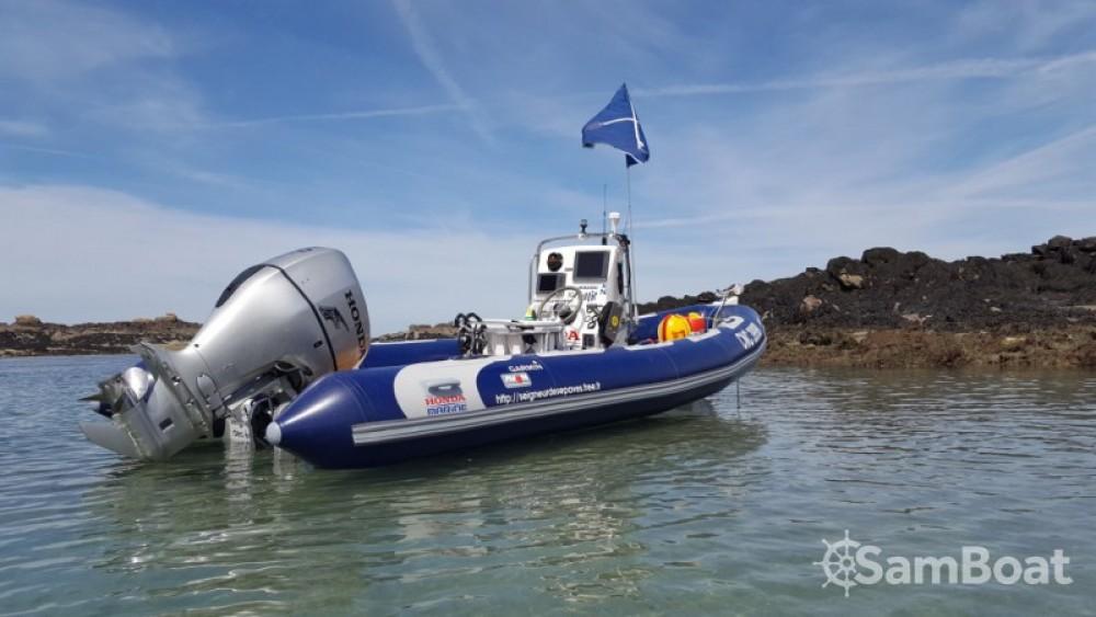 Avon Aventure 6,20 entre particuliers et professionnel à Courseulles-sur-Mer
