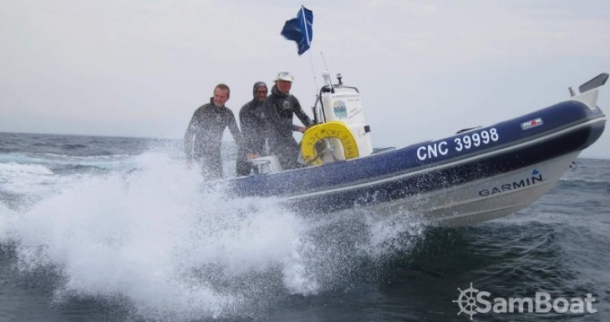 Boat rental Avon Aventure 6,20 in Courseulles-sur-Mer on Samboat