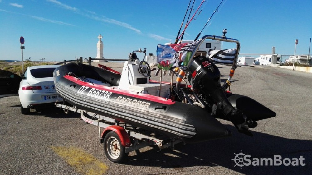 Boat rental Bombard Explorer 500 DB in Sarzeau on Samboat