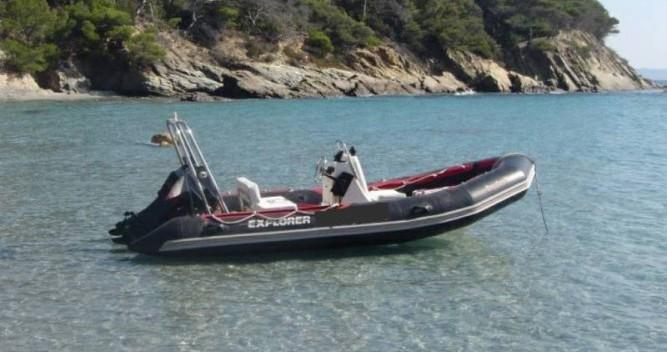 Location bateau Bombard Explorer 500 DB à Sarzeau sur Samboat