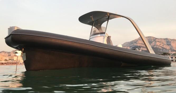 Rental yacht Marseille - Ufo 6.90 on SamBoat