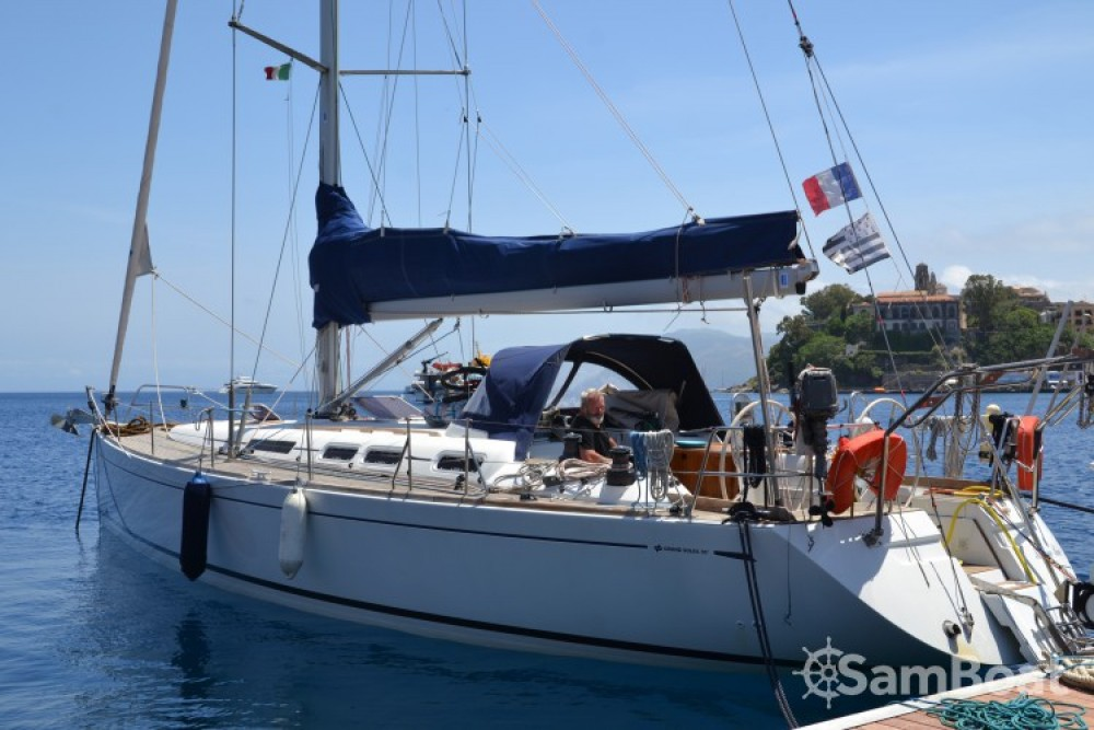 Boat rental Cantiere Del Pardo Grand Soleil 50 in Corfu on Samboat