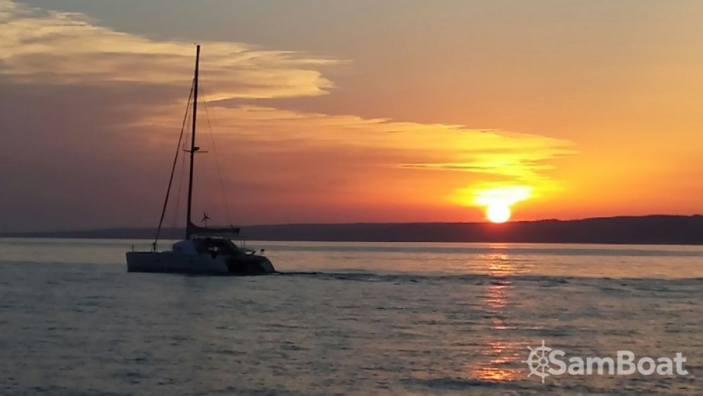 Katamaran mieten in Marseille - 8 pers catamaran