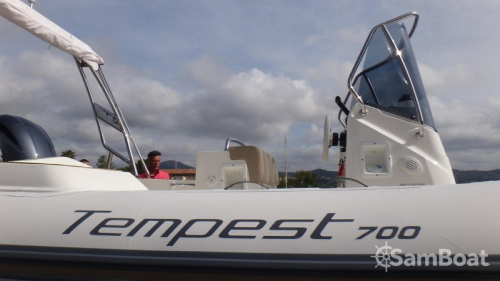 Huur Rubberboot met of zonder schipper Capelli in Sainte-Maxime