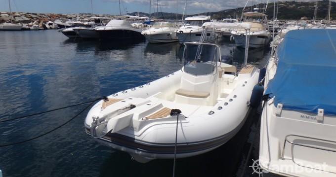 Location yacht à Sainte-Maxime - Capelli Tempest 700 sur SamBoat