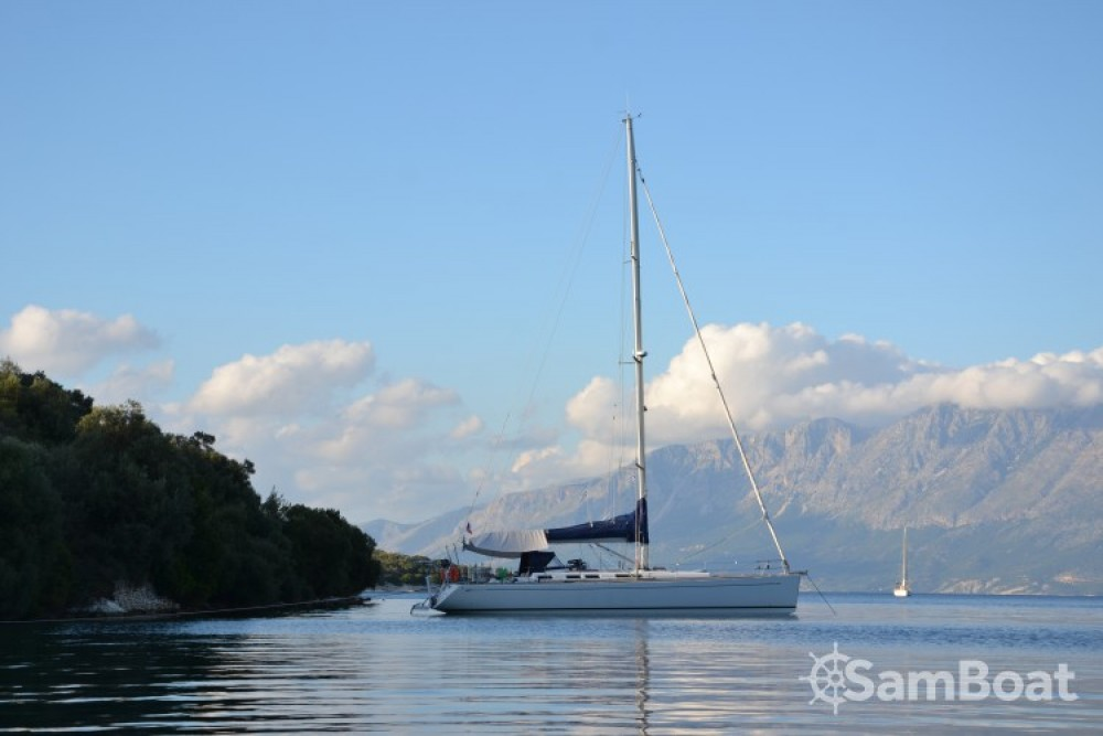 Rental Sailboat in Corfu - Cantiere Del Pardo Grand Soleil 50